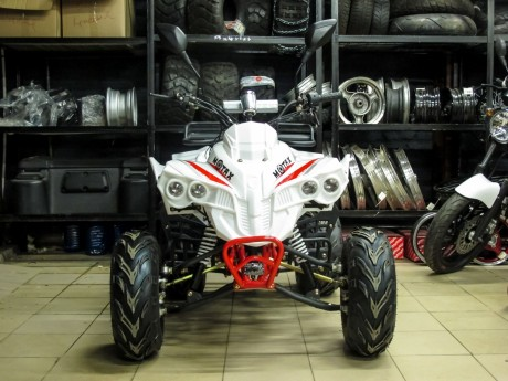 "Квадроцикл Apollo ATV RL 125 S 8"" (14779366385536)"