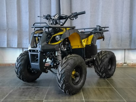 Квадроцикл бензиновый MOTAX ATV Grizlik Super LUX 125 cc (14915546389832)