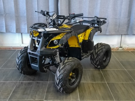 Квадроцикл бензиновый MOTAX ATV Grizlik Super LUX 125 cc (14915546398461)