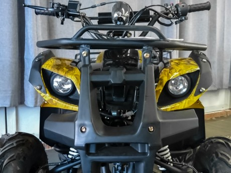 Квадроцикл бензиновый MOTAX ATV Grizlik Super LUX 125 cc (14915546429362)
