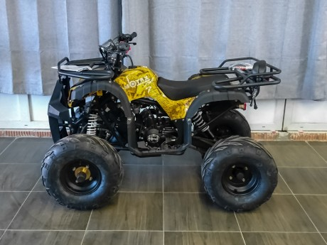 Квадроцикл бензиновый MOTAX ATV Grizlik Super LUX 125 cc (14915546438303)