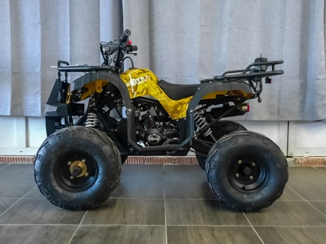 Квадроцикл бензиновый MOTAX ATV Grizlik Super LUX 125 cc (14915546446753)
