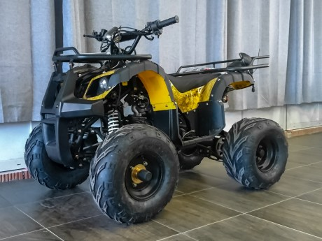 Квадроцикл бензиновый MOTAX ATV Grizlik Super LUX 125 cc (14915546461387)