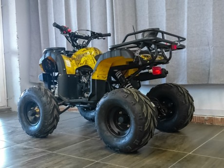 Квадроцикл бензиновый MOTAX ATV Grizlik Super LUX 125 cc (149155464806)