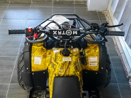 Квадроцикл бензиновый MOTAX ATV Grizlik Super LUX 125 cc (14915546486084)