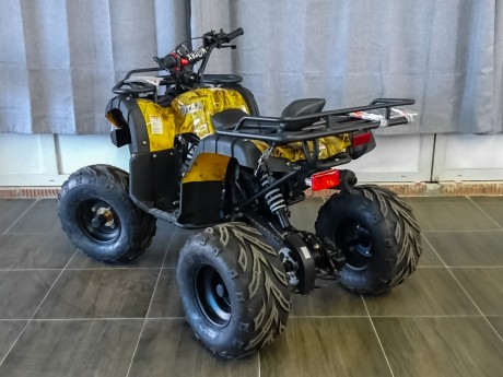 Квадроцикл бензиновый MOTAX ATV Grizlik Super LUX 125 cc (14915546524414)