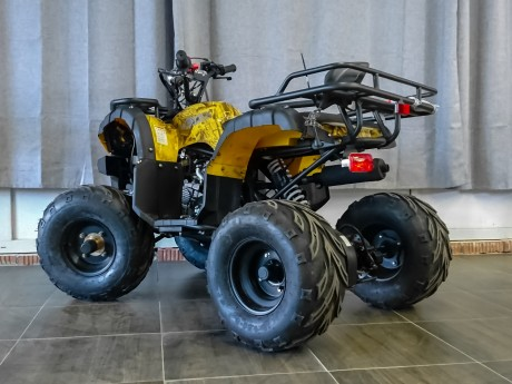 Квадроцикл бензиновый MOTAX ATV Grizlik Super LUX 125 cc (14915546538455)