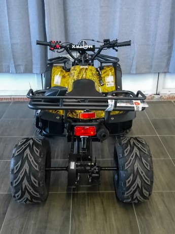 Квадроцикл бензиновый MOTAX ATV Grizlik Super LUX 125 cc (14915546551948)