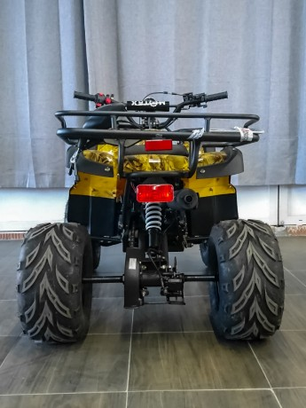 Квадроцикл бензиновый MOTAX ATV Grizlik Super LUX 125 cc (14915546567898)
