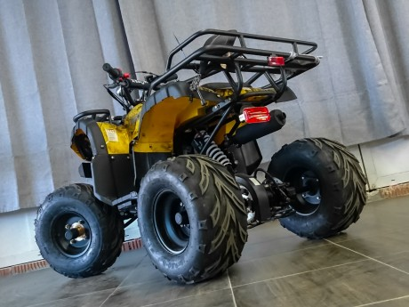 Квадроцикл бензиновый MOTAX ATV Grizlik Super LUX 125 cc (1491554657334)