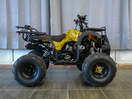 Квадроцикл бензиновый MOTAX ATV Grizlik Super LUX 125 cc (14915546587567)
