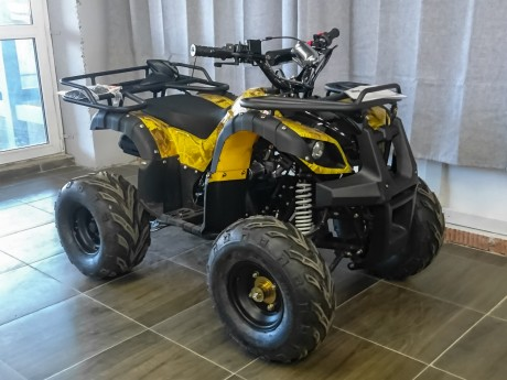 Квадроцикл бензиновый MOTAX ATV Grizlik Super LUX 125 cc (14915546601627)