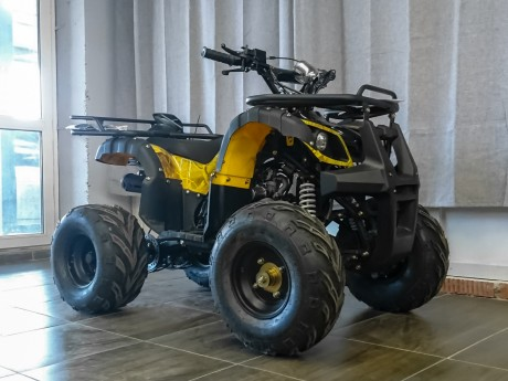 Квадроцикл бензиновый MOTAX ATV Grizlik Super LUX 125 cc (14915546647313)