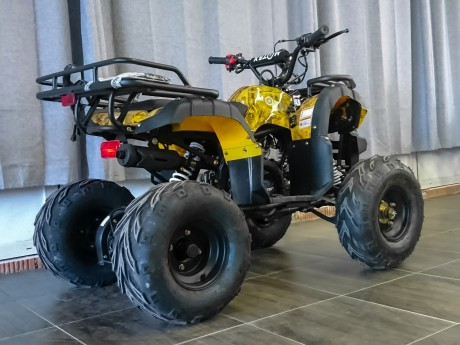 Квадроцикл бензиновый MOTAX ATV Grizlik Super LUX 125 cc (14915546681345)