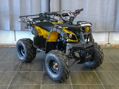 Квадроцикл бензиновый MOTAX ATV Grizlik Super LUX 125 cc (14915546692694)