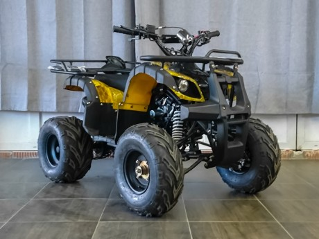 Квадроцикл бензиновый MOTAX ATV Grizlik Super LUX 125 cc (14915546704231)