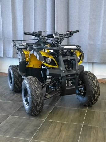 Квадроцикл бензиновый MOTAX ATV Grizlik Super LUX 125 cc (14915546710173)