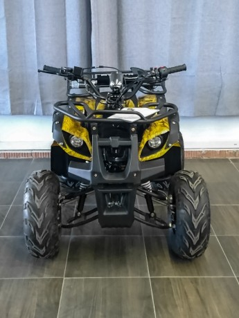 Квадроцикл бензиновый MOTAX ATV Grizlik Super LUX 125 cc (14915546716805)