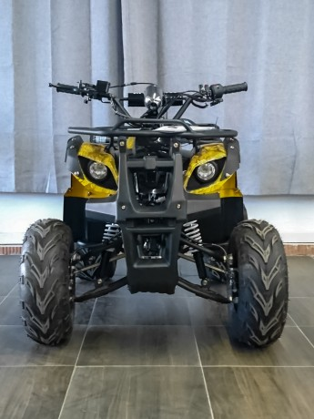 Квадроцикл бензиновый MOTAX ATV Grizlik Super LUX 125 cc (14915546722193)