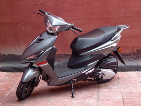 Скутер Honda New Elite 50cc (125) (15318440946119)