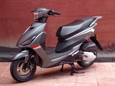 Скутер Honda New Elite 50cc (125) (15318440956562)