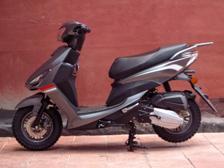 Скутер Honda New Elite 50cc (125) (15318440966111)