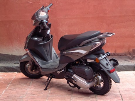 Скутер Honda New Elite 50cc (125) (15318440978873)