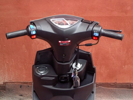 Скутер Honda New Elite 50cc (125) (15318440987615)