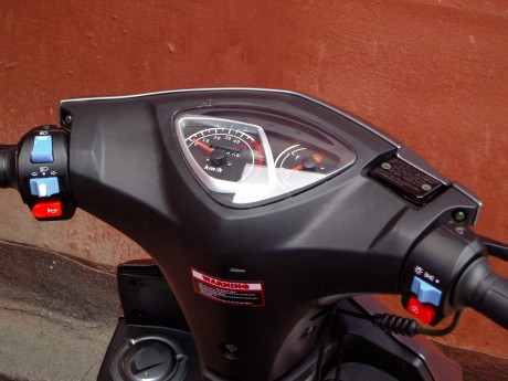 Скутер Honda New Elite 50cc (125) (15318440987949)