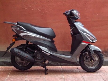 Скутер Honda New Elite 50cc (125) (15318441017541)