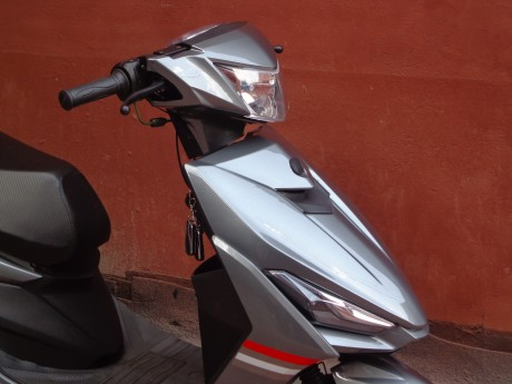 Скутер Honda New Elite 50cc (125) (15318441017966)