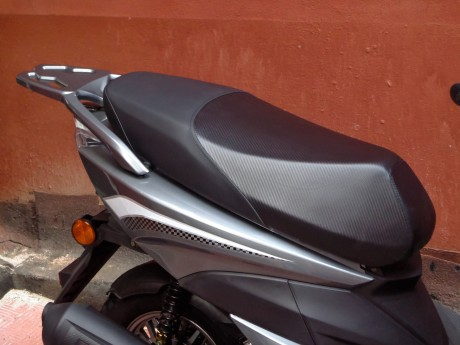 Скутер Honda New Elite 50cc (125) (15318441026178)