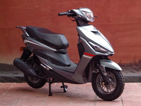 Скутер Honda New Elite 50cc (125) (15318441044083)