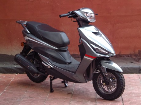 Скутер Honda New Elite 50cc (125) (15318441044651)
