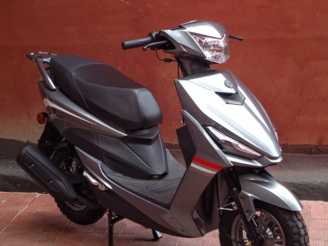 Скутер Honda New Elite 50cc (125) (15318441050009)