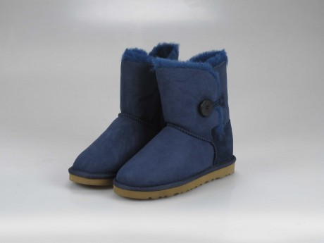 UGG WOMENS BAILEY BUTTON navy 5803 (15377959168332)