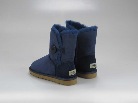 UGG WOMENS BAILEY BUTTON navy 5803 (15377959232922)