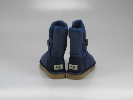 UGG WOMENS BAILEY BUTTON navy 5803 (15377959257421)