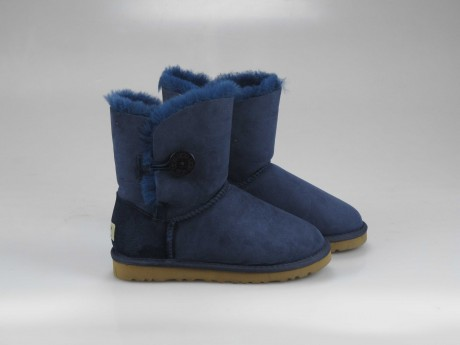 UGG WOMENS BAILEY BUTTON navy 5803 (15377959285161)