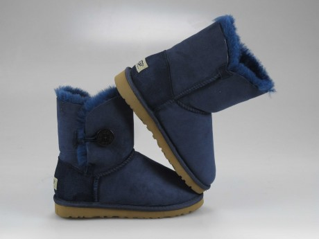 UGG WOMENS BAILEY BUTTON navy 5803 (15377959415149)