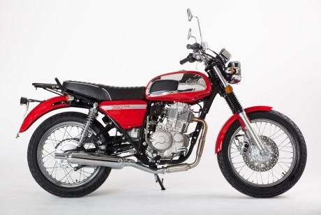 Мотоцикл JAWA 350 OHC (15533410569061)