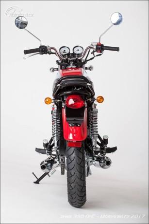 Мотоцикл JAWA 350 OHC (15533411192036)
