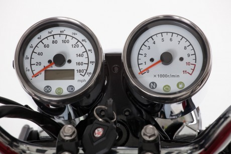 Мотоцикл JAWA 350 OHC (15533411192889)
