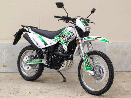 Мотоцикл Baltmotors Enduro 200DD (15645139672472)