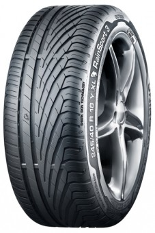Шины Uniroyal RainSport 3 225/55 R18 98V