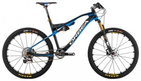 Велосипед ORBEA Oiz M-Ltd 11-Speed (2014)