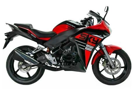 мотоцикл racer skyway цена