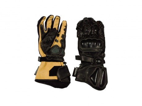 Перчатки MODEKA GLOVES RACING PRO YELLOW