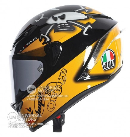 Шлем AGV Corsa Guy Martin Replica (14322154297172)