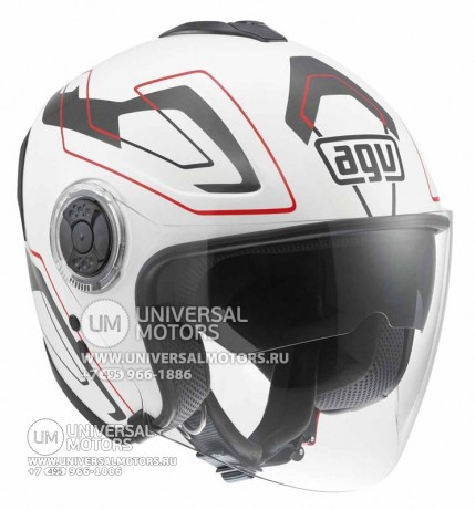 Шлем AGV Fiberlight Future (14322155297181)
